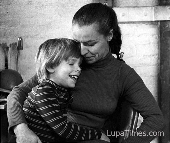 Etan patz e sua mae