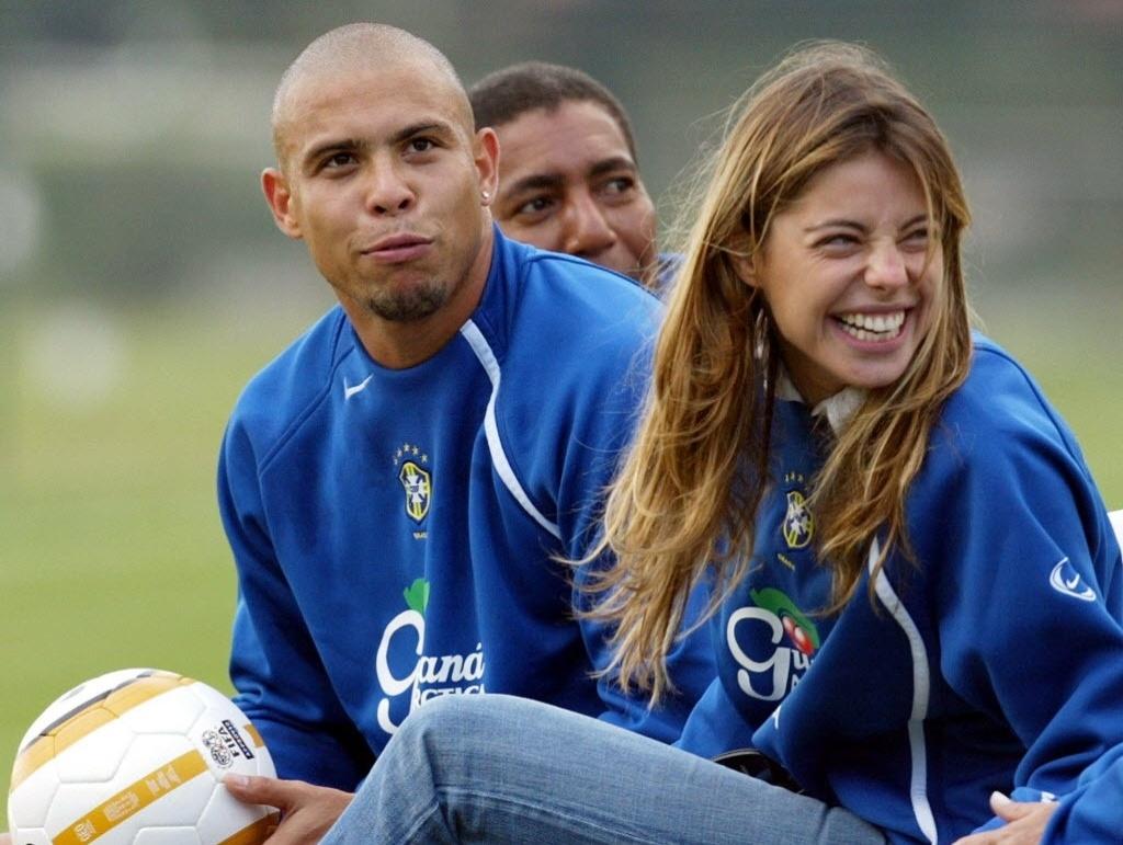 Ronaldo e Daniella Cicarelli