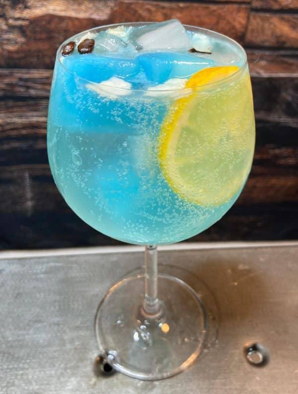 drink gin tônica lupa times