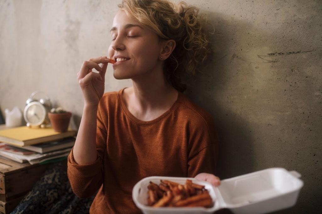 Evite estes alimentos se quiser perder peso Batata frita