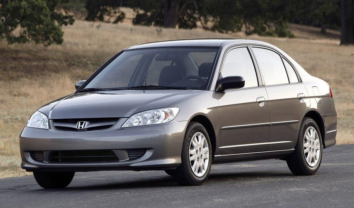 Honda Civic (geração 7)