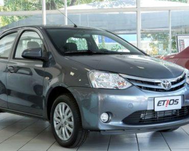 Toyota Etios XLS 1.5 hatch