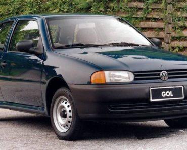 Volkswagen Gol 1.6 ou 1.8 Geração 2 (Bolinha)