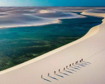 Top 20 lugares para viajar no Brasil