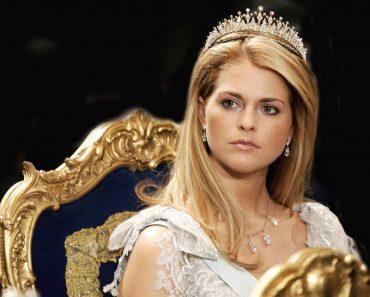 Princesa Madeleine da Suécia