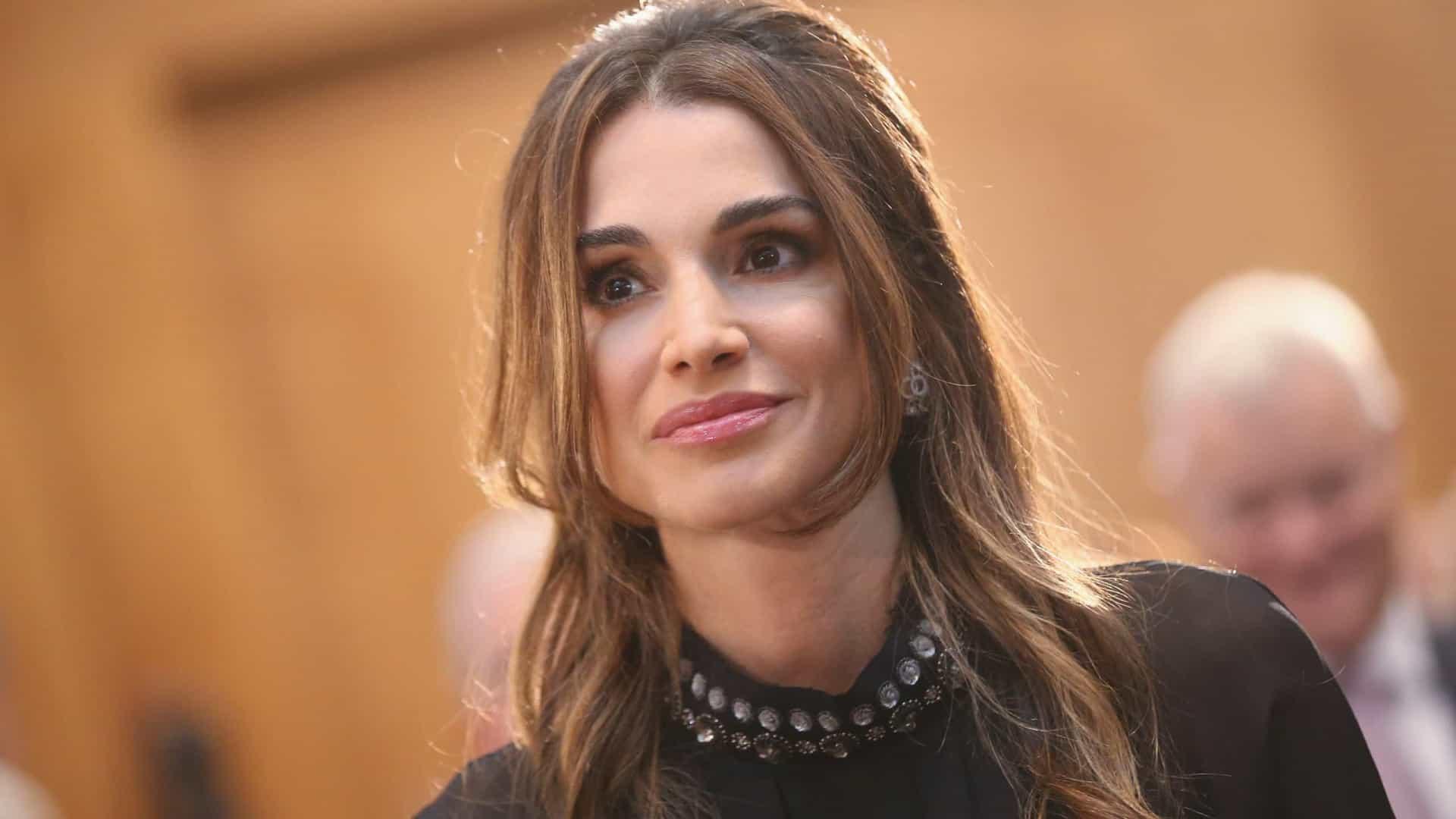 Rainha Rania da Jordânia Os 20 membros da realeza mais bonitos do mundo